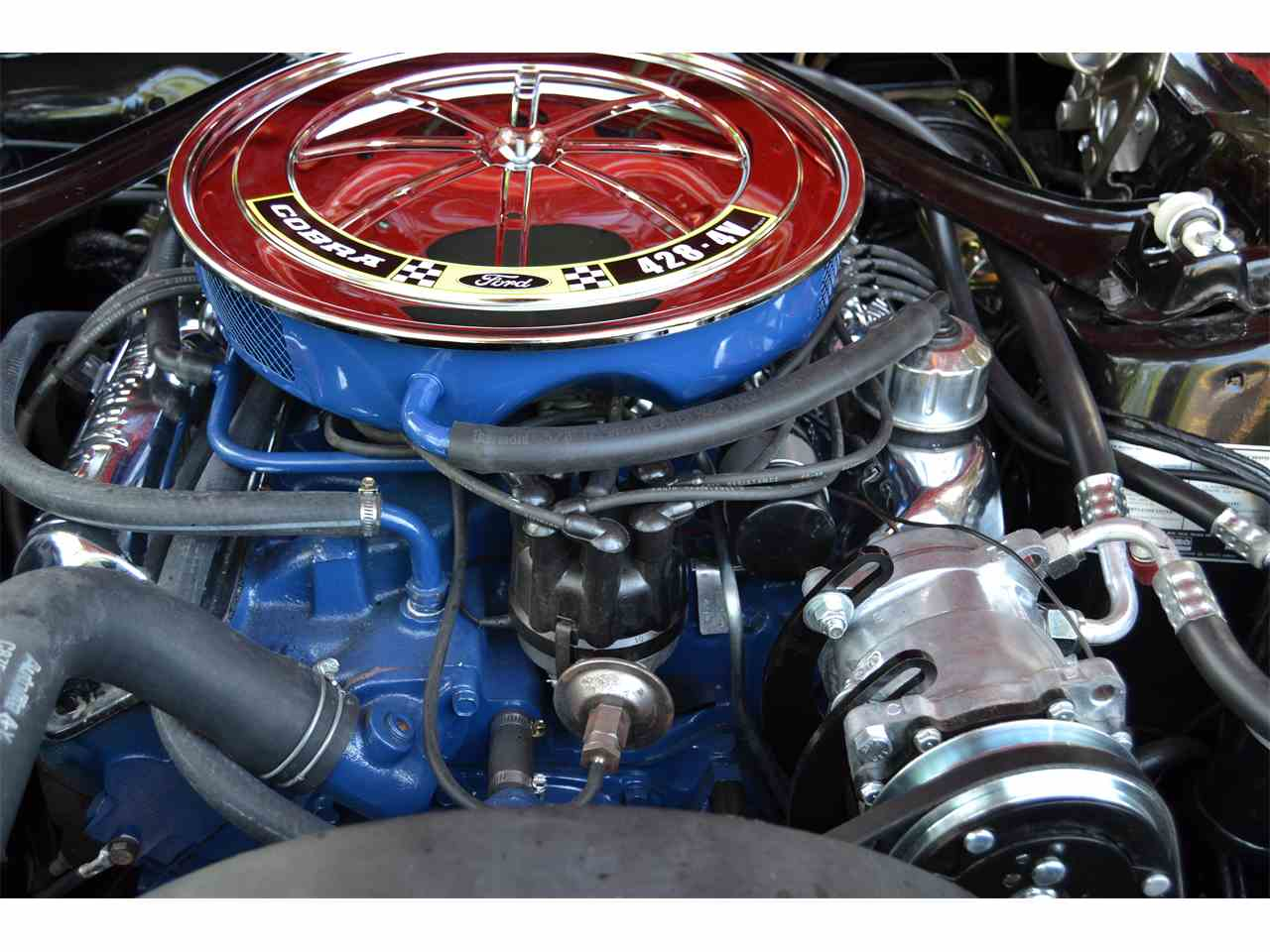 Large Picture of Classic '69 Ford Mustang Mach 1 - $68,500.00 Offered by a Private Seller - FQAH
