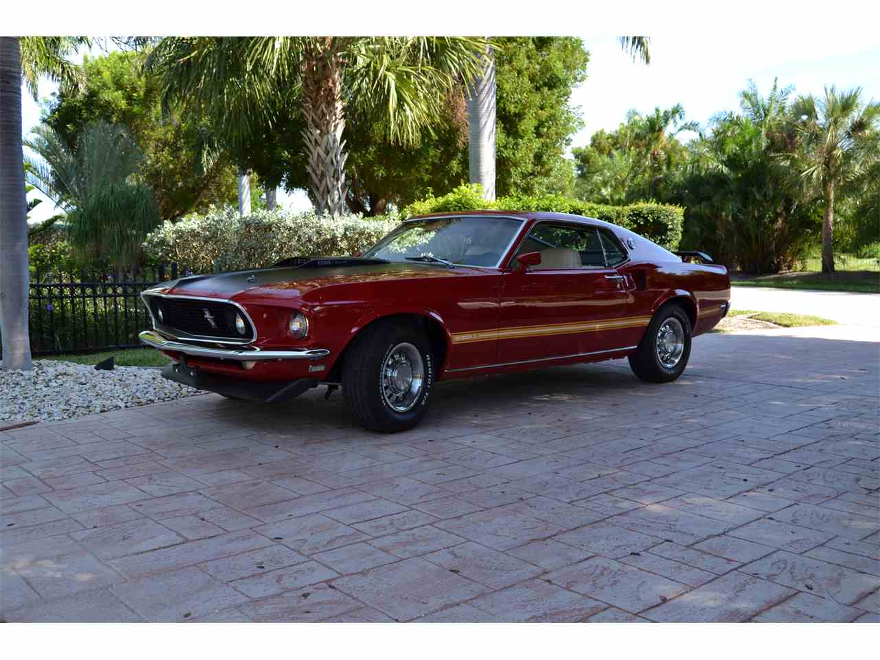 Large Picture of Classic 1969 Ford Mustang Mach 1 Offered by a Private Seller - FQAH