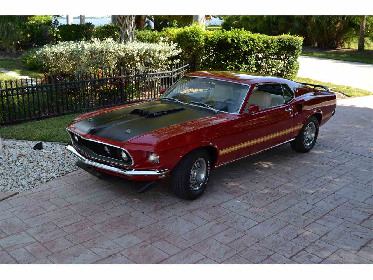 Large Picture of 1969 Mustang Mach 1 - $68,500.00 Offered by a Private Seller - FQAH