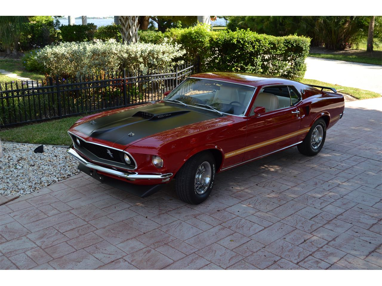 Large Picture of 1969 Mustang Mach 1 located in Punta Gorda Florida - FQAH