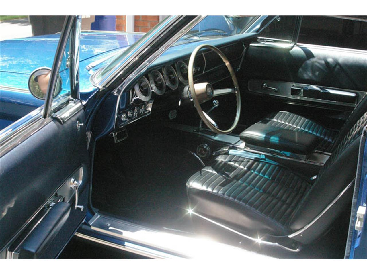 Large Picture of '66 Dodge Charger located in Winston-Salem North Carolina - $62,500.00 Offered by a Private Seller - FQAT