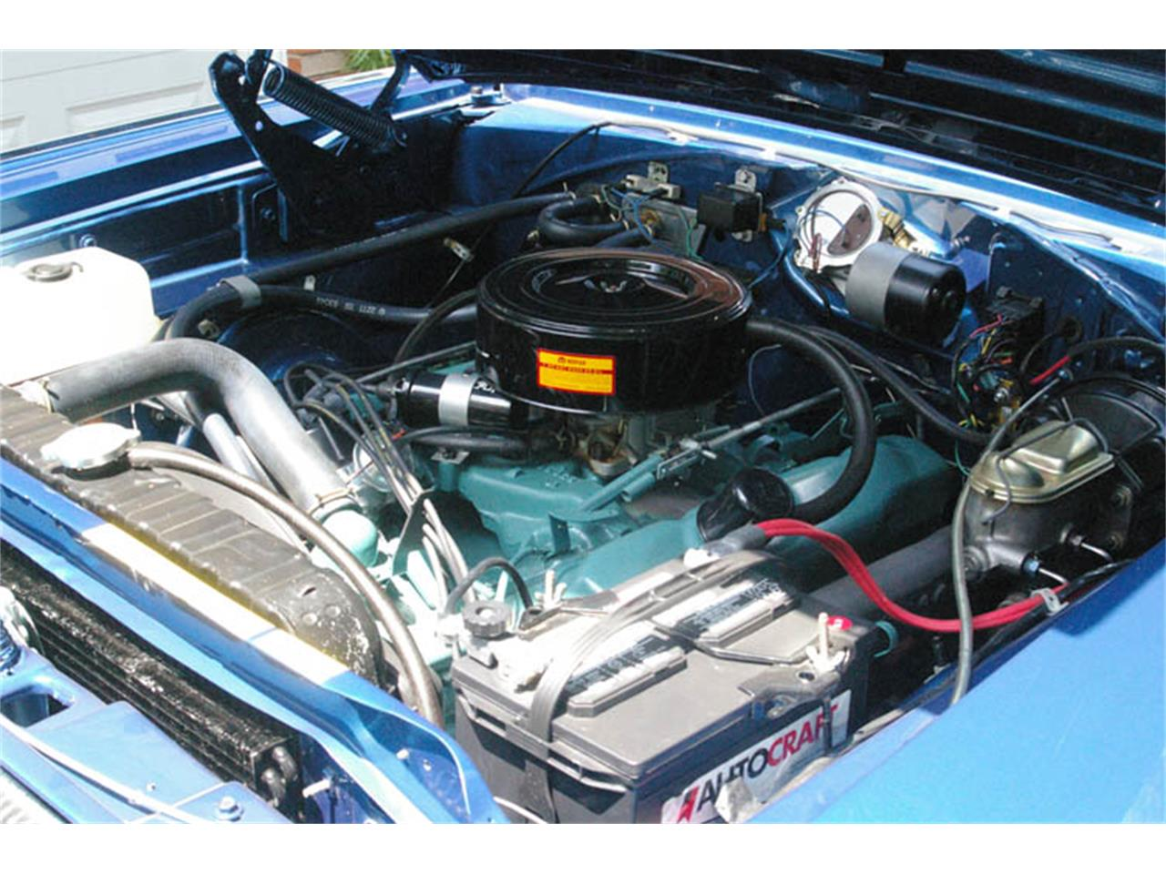 Large Picture of 1966 Dodge Charger located in Winston-Salem North Carolina - $62,500.00 Offered by a Private Seller - FQAT