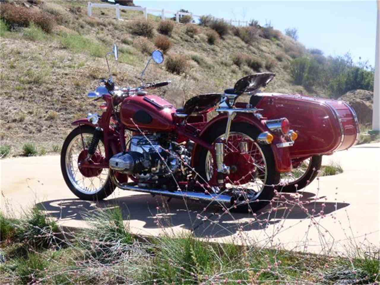 Large Picture of '65 Motorcycle - FQB1