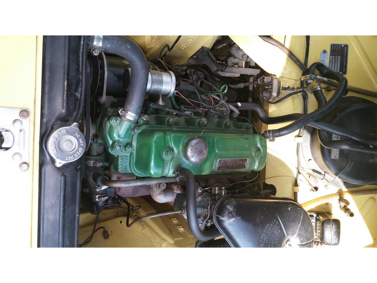 1956 Nash Metropolitan For Sale Cc 733937 Wiring Harness Large Picture Of 56 Fqb5