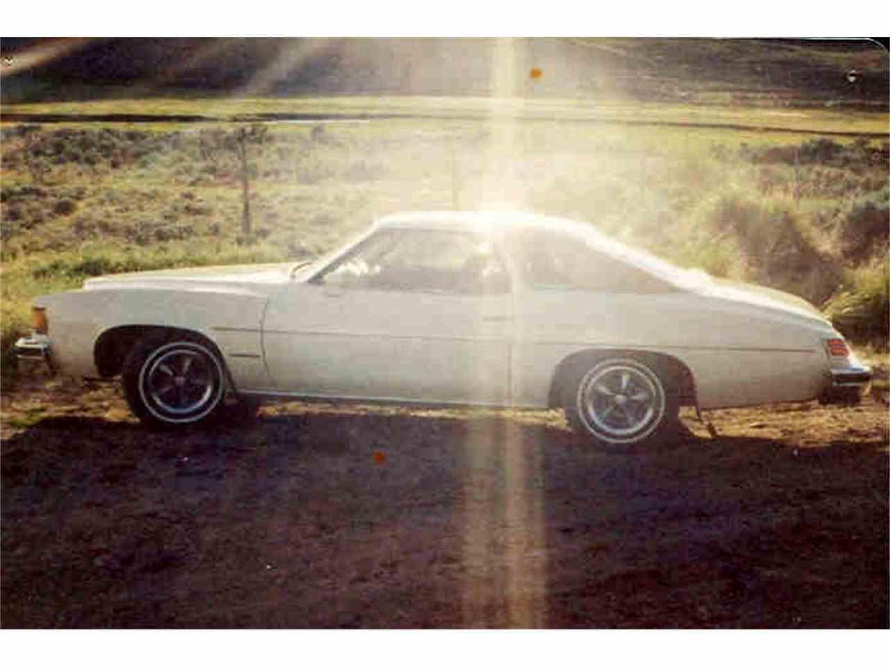 Large Picture of '76 LeMans - FQCO