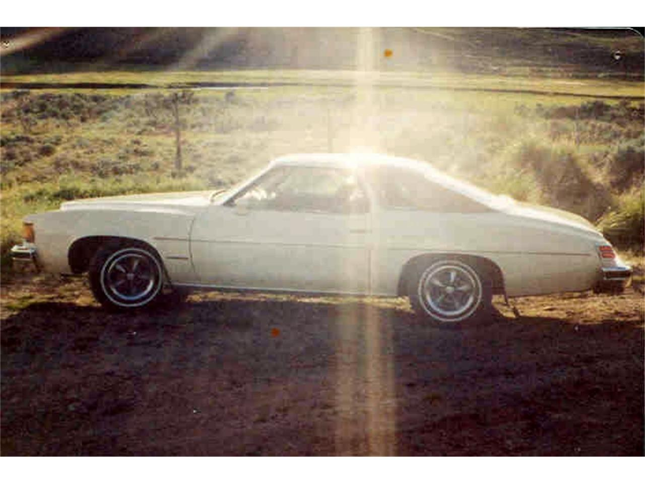 Large Picture of 1976 Pontiac LeMans located in Hot Springs Arkansas - FQCO