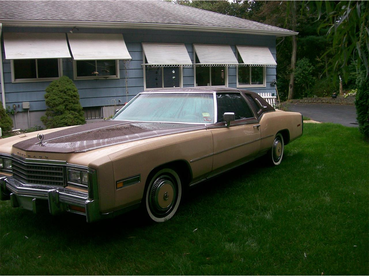 Large Picture of '78 Cadillac Eldorado Biarritz located in Branford Connecticut - $8,000.00 Offered by a Private Seller - FQEE