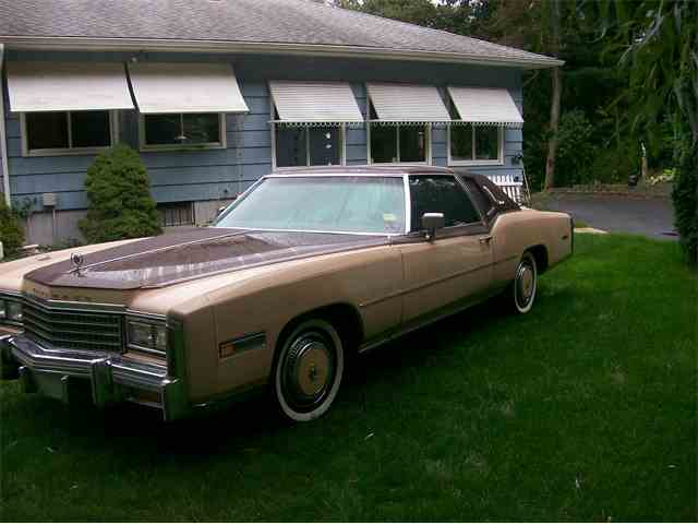 Picture of '78 Eldorado Biarritz - FQEE