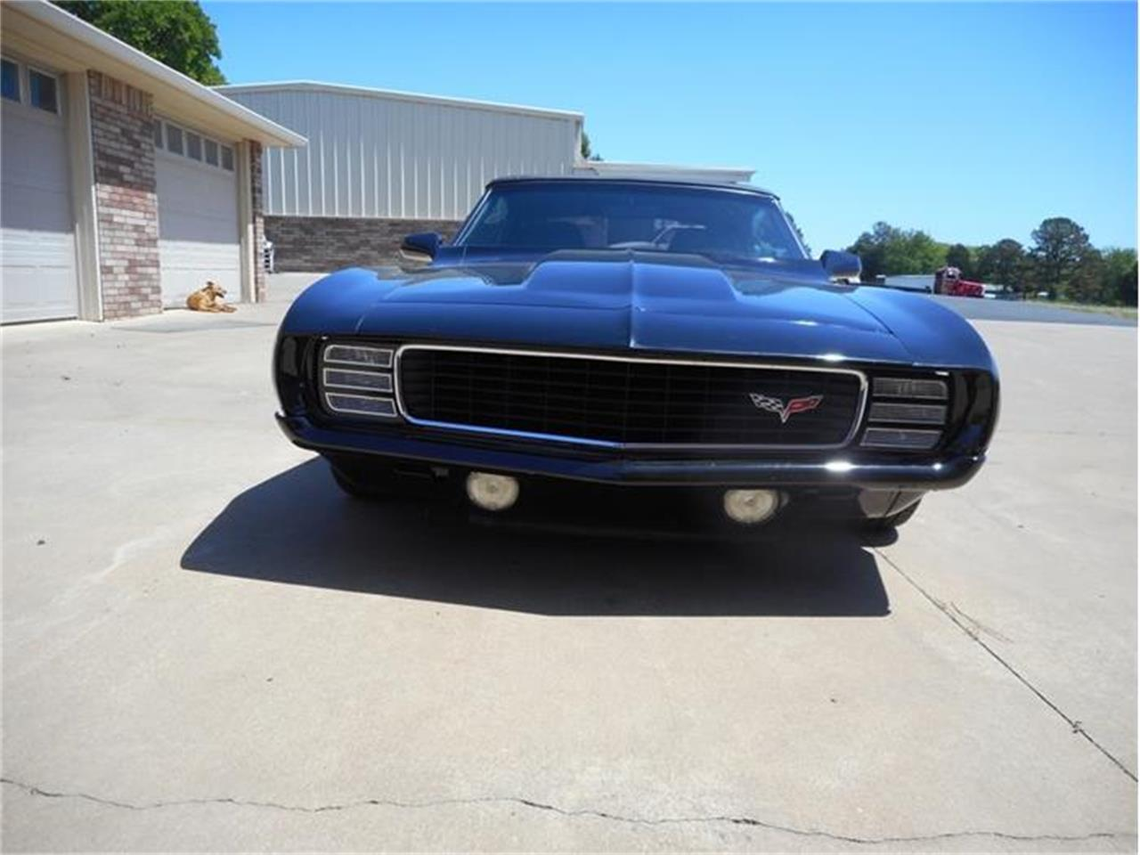 Large Picture of '69 Camaro RS - FQIE