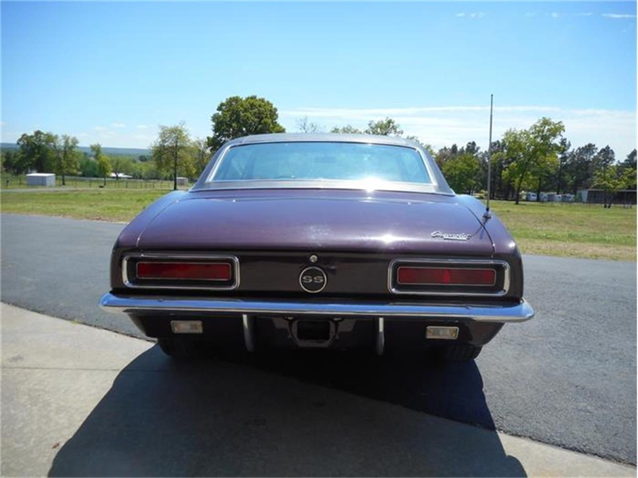 Large Picture of Classic '67 Chevrolet Camaro RS/SS located in Fort Smith Arkansas Offered by Classic Car Pal - FQIR