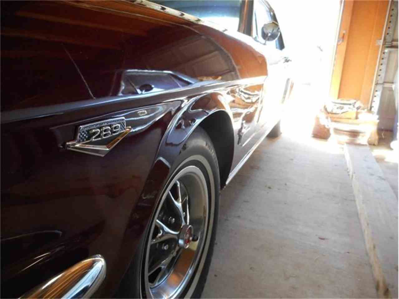 Large Picture of 1966 Ford Mustang located in Scottsdale Arizona - $34,000.00 - FQIU