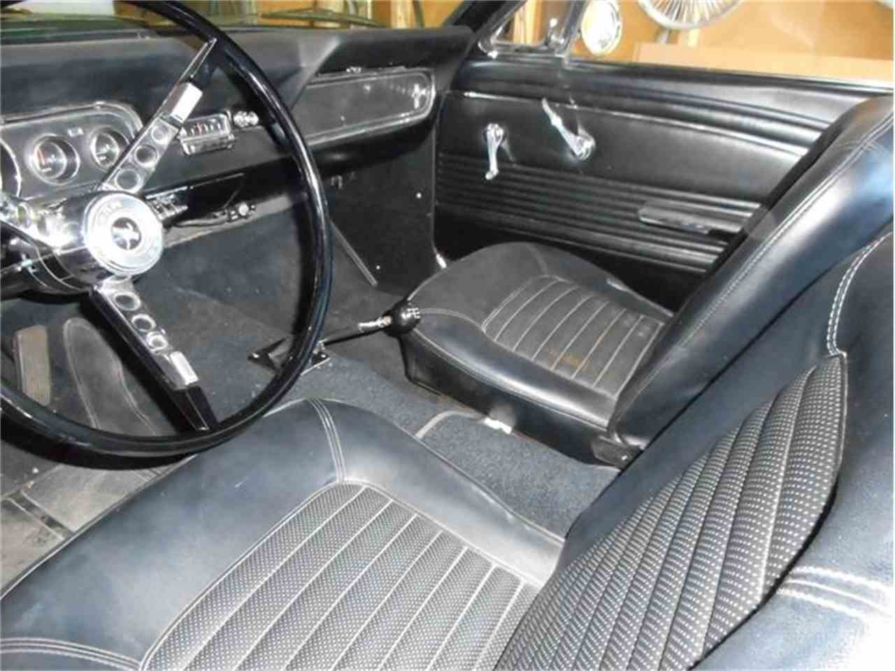 Large Picture of '66 Mustang located in Arizona Offered by Classic Car Pal - FQIU