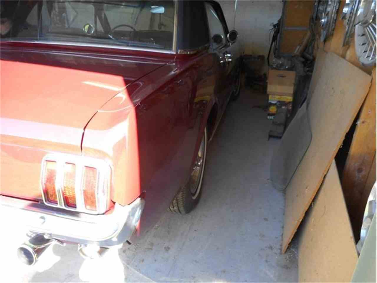Large Picture of Classic '66 Mustang located in Arizona - $34,000.00 Offered by Classic Car Pal - FQIU
