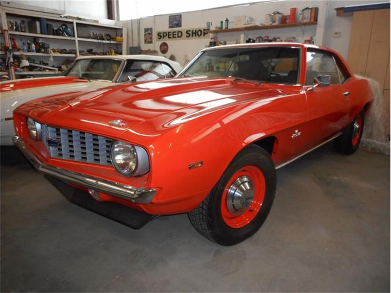 Large Picture of Classic '69 Chevrolet Camaro COPO located in Arkansas - FQJ6