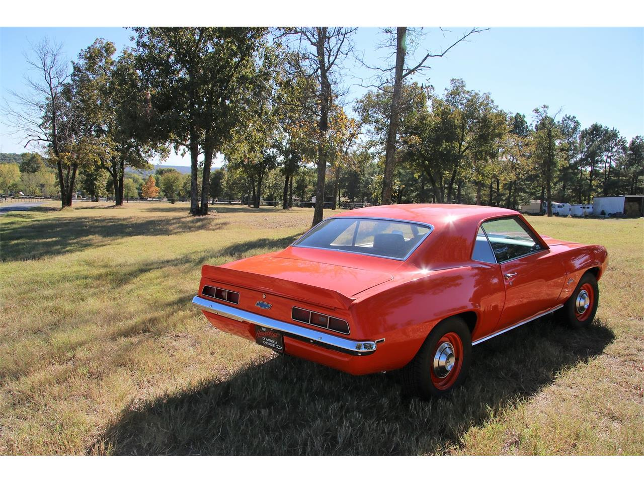 Large Picture of 1969 Camaro COPO located in Arkansas - $54,997.00 Offered by Classic Car Pal - FQJ6