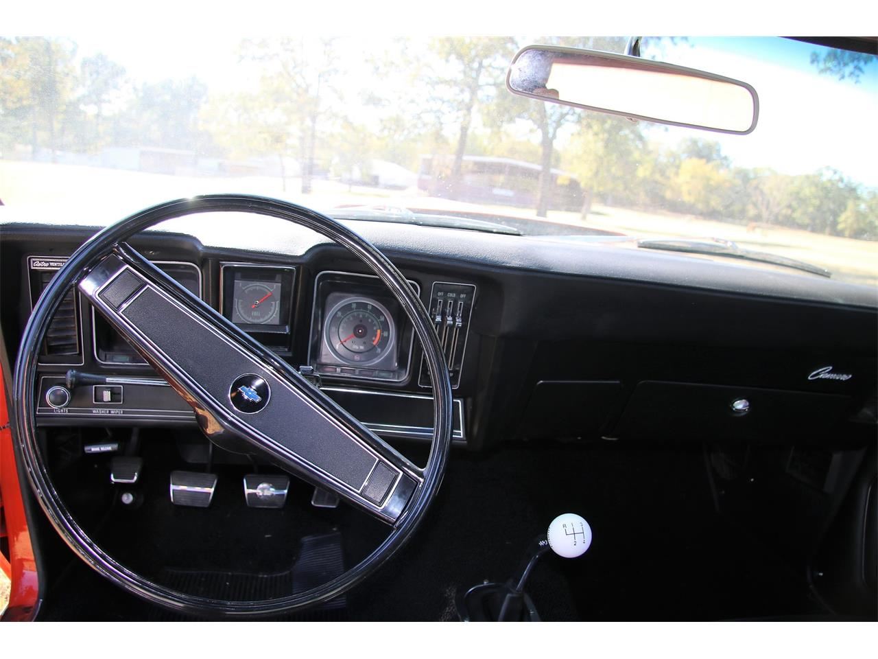 Large Picture of 1969 Chevrolet Camaro COPO located in Fort Smith Arkansas - $54,997.00 - FQJ6