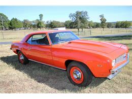 Picture of 1969 Camaro COPO located in Fort Smith Arkansas - $54,997.00 - FQJ6