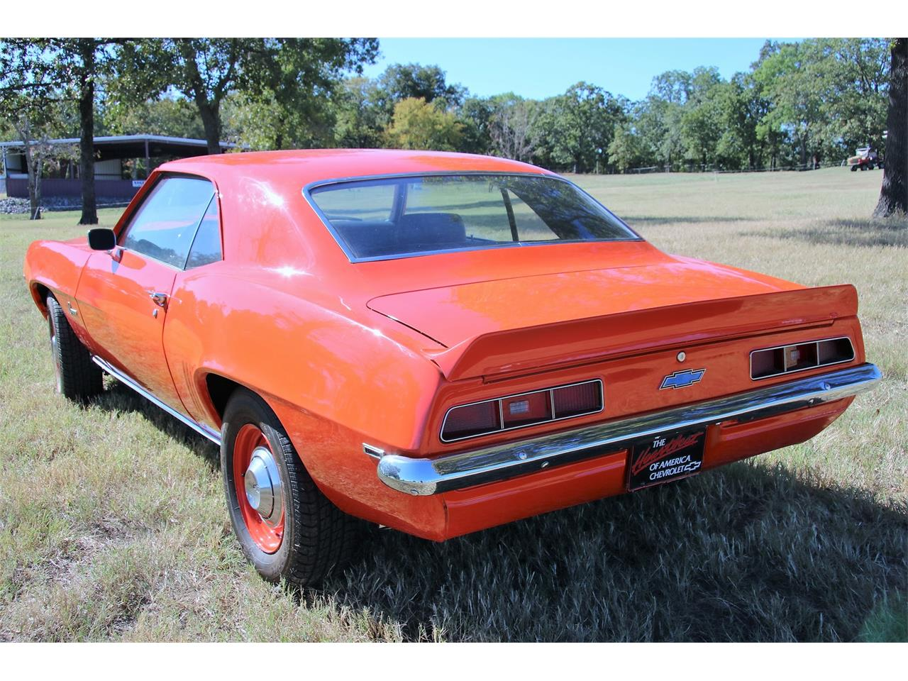 Large Picture of 1969 Chevrolet Camaro COPO located in Arkansas Offered by Classic Car Pal - FQJ6