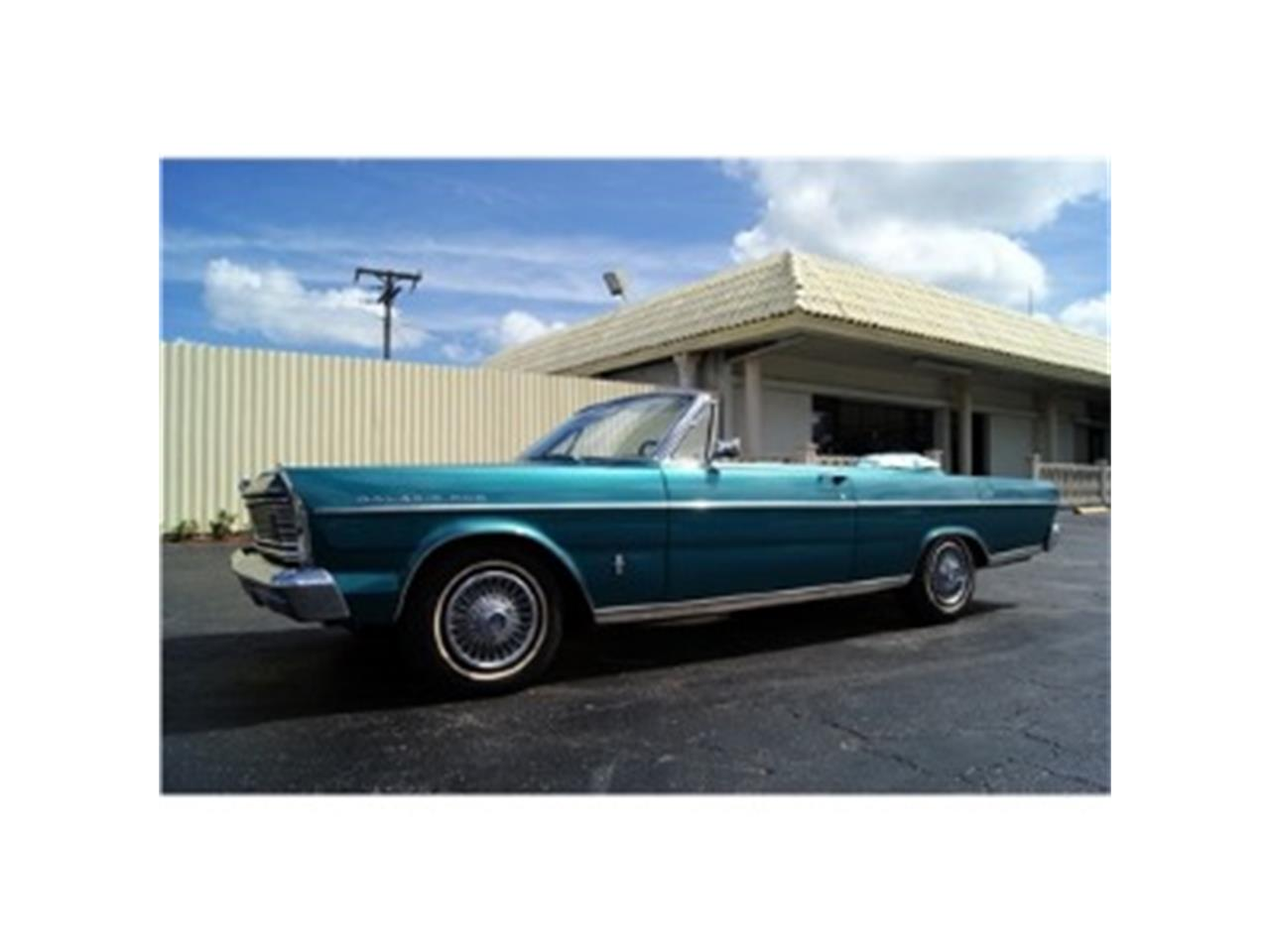 Large Picture of 1965 Galaxie located in Miami Florida Offered by Sobe Classics - FQQU