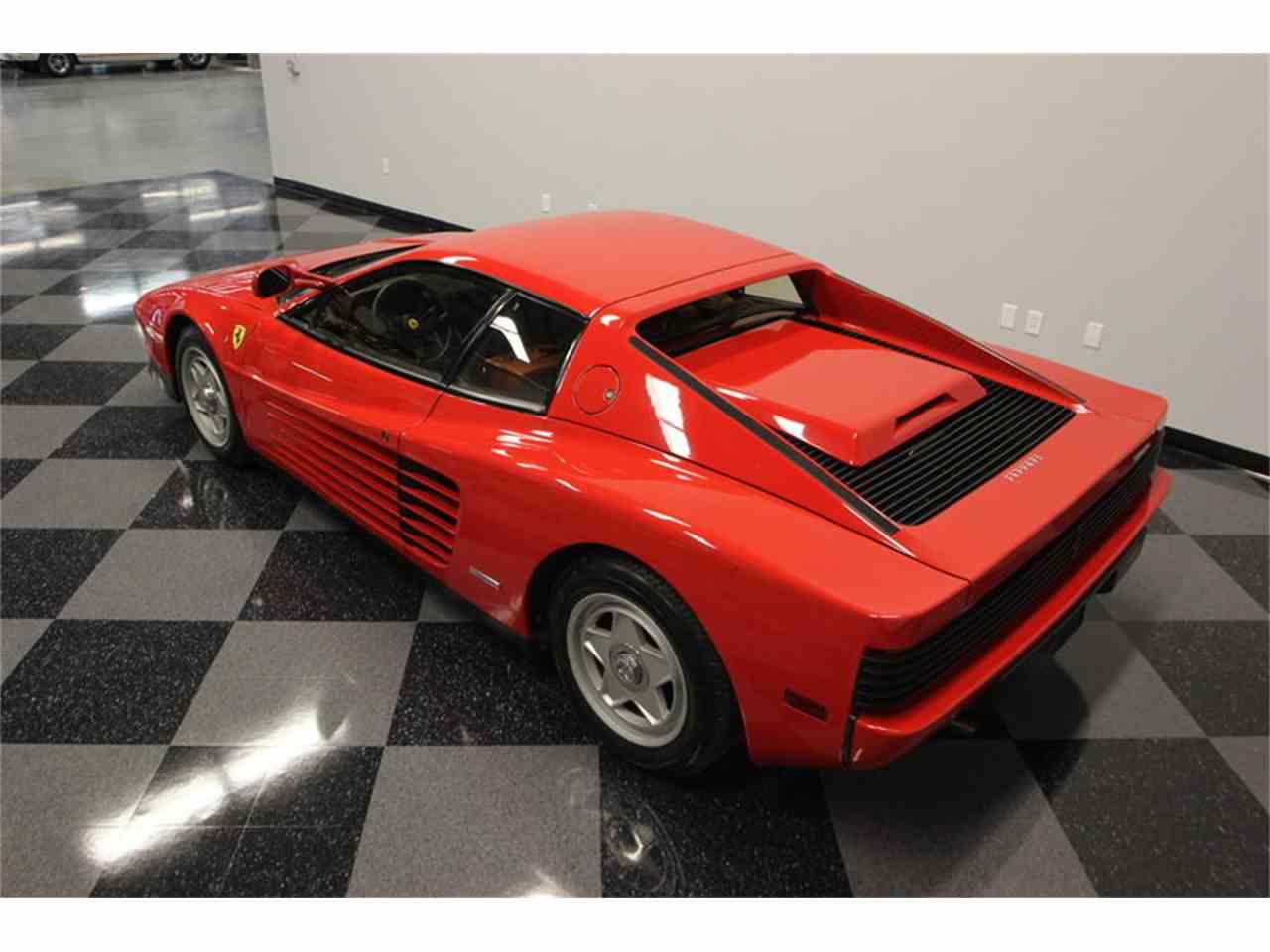 Large Picture of '86 Ferrari Testarossa located in Florida - $159,995.00 - FNNC