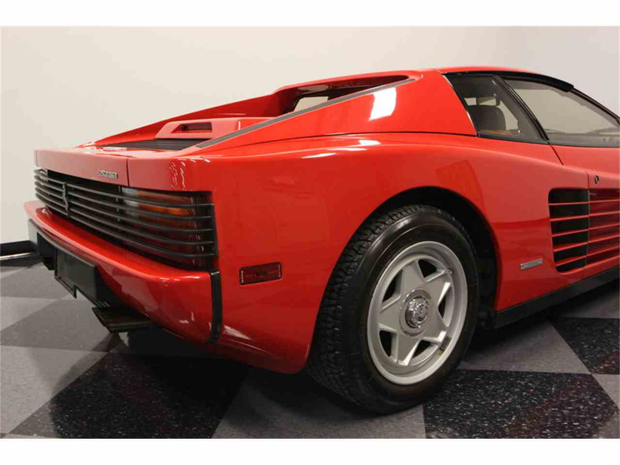 Large Picture of '86 Testarossa located in Lutz Florida - FNNC