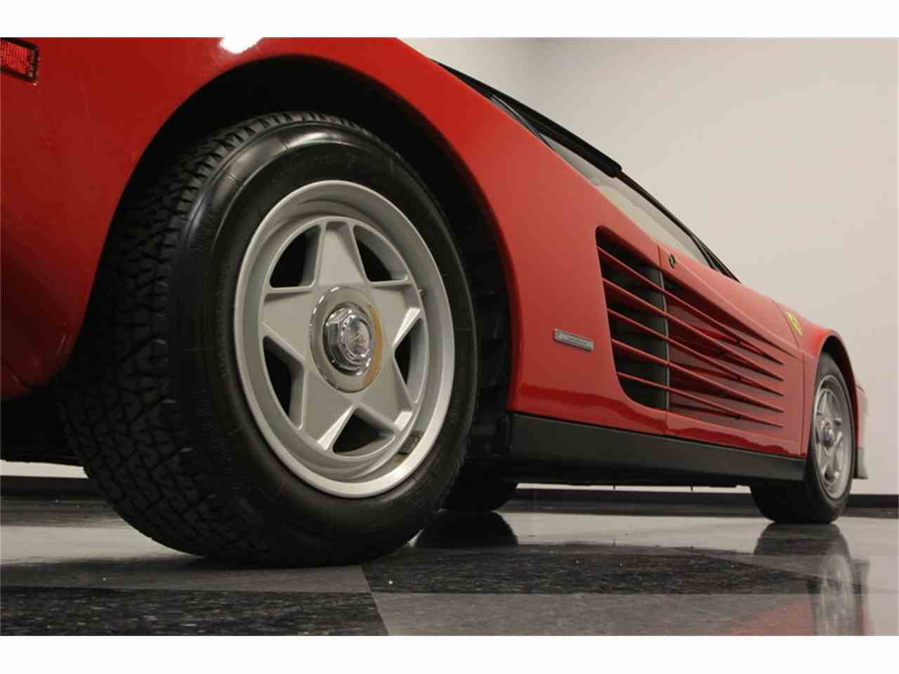 Large Picture of 1986 Testarossa located in Lutz Florida Offered by Streetside Classics - Tampa - FNNC