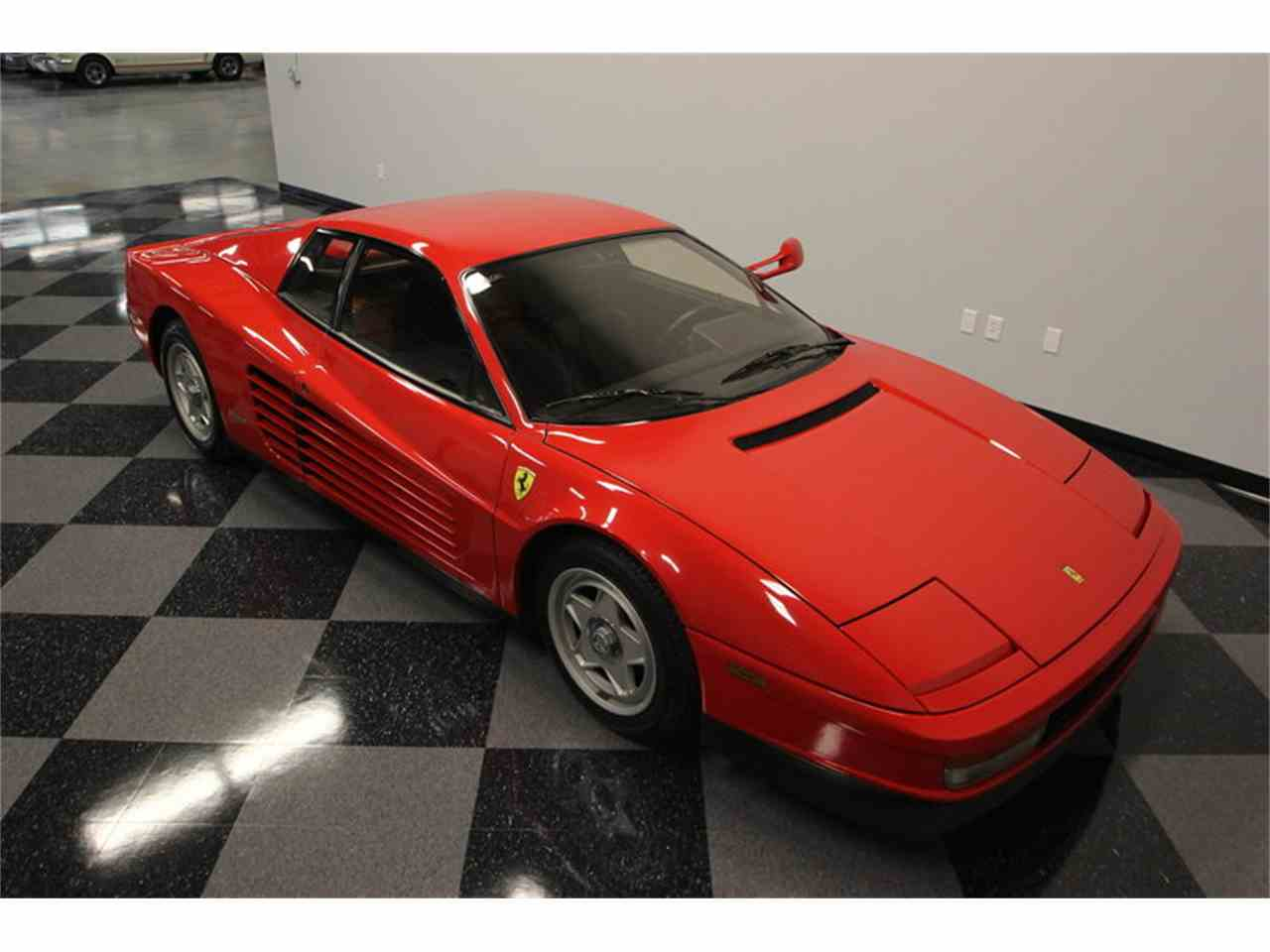 Large Picture of '86 Ferrari Testarossa located in Lutz Florida - $159,995.00 Offered by Streetside Classics - Tampa - FNNC