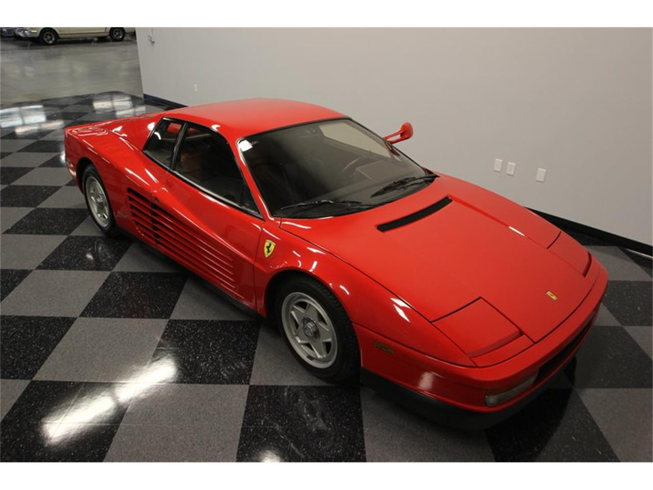 Large Picture of '86 Testarossa - FNNC