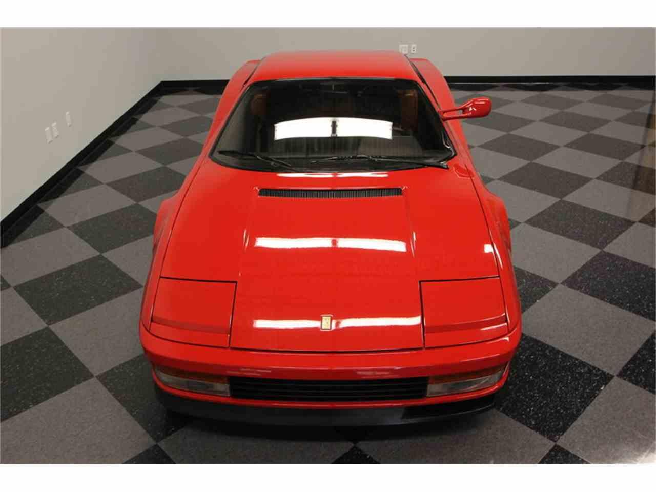 Large Picture of 1986 Ferrari Testarossa - FNNC