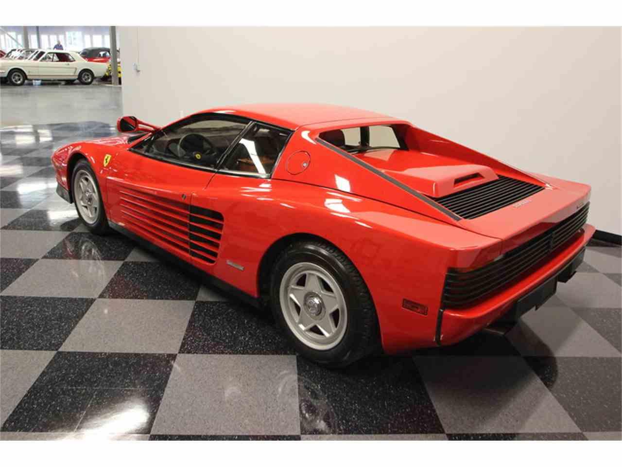 Large Picture of 1986 Ferrari Testarossa located in Florida - FNNC