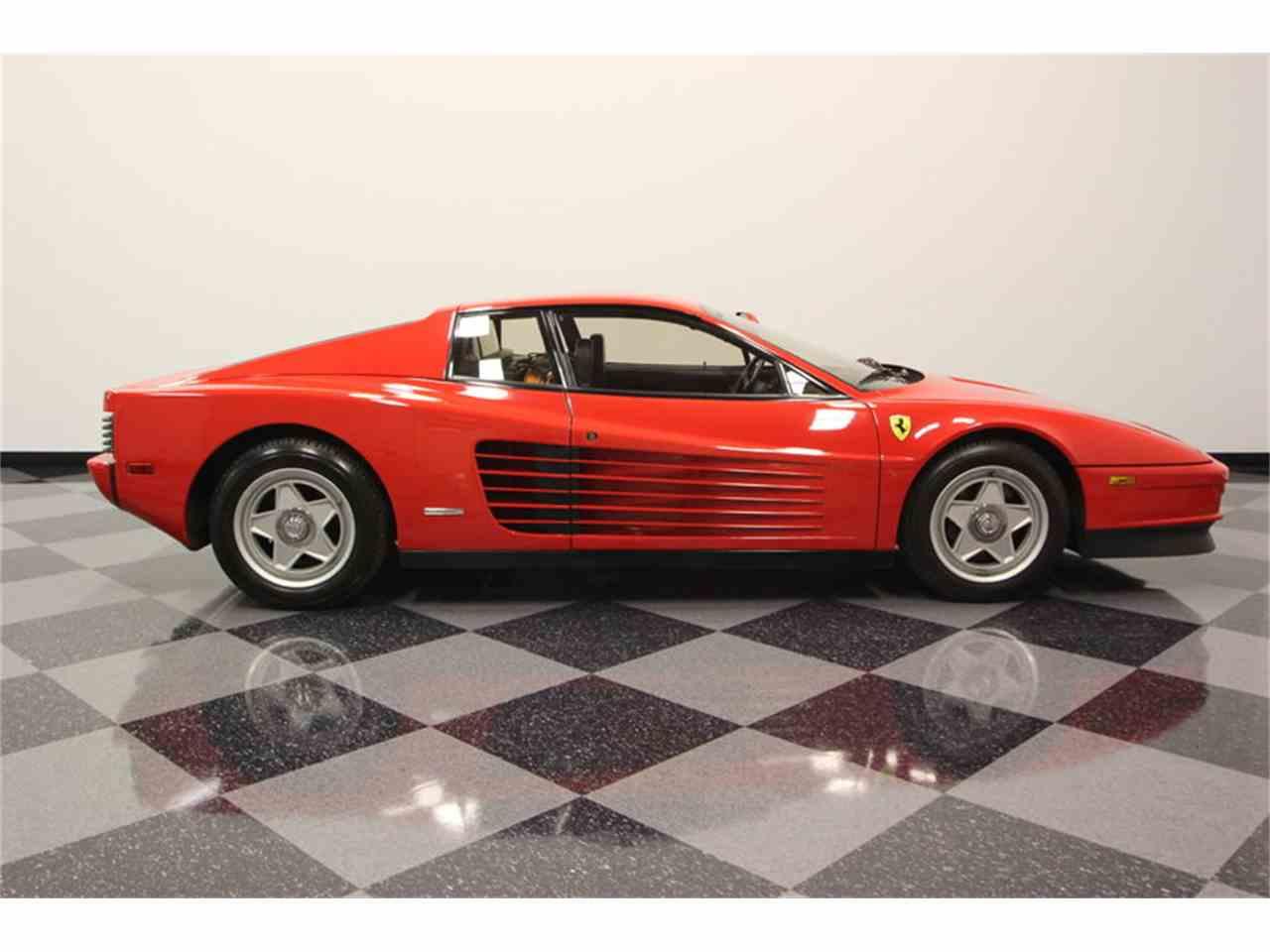 Large Picture of '86 Ferrari Testarossa located in Lutz Florida - $159,995.00 - FNNC