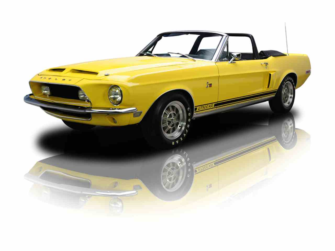Large Picture of Classic 1968 Mustang GT500KR - FR8T