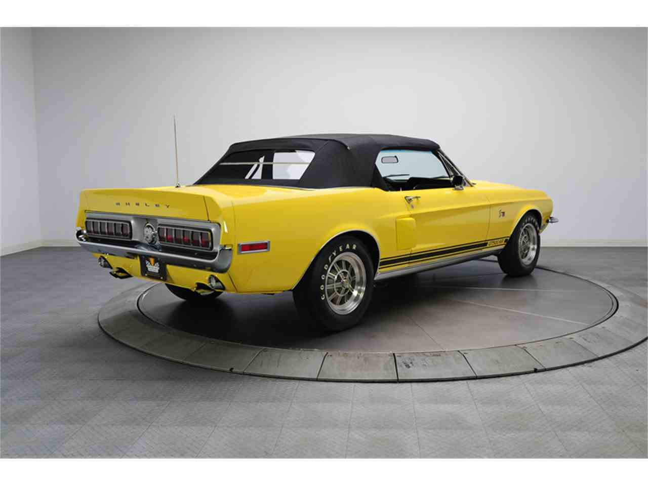 Large Picture of Classic '68 Mustang GT500KR located in Charlotte North Carolina - $204,900.00 Offered by RK Motors Charlotte - FR8T