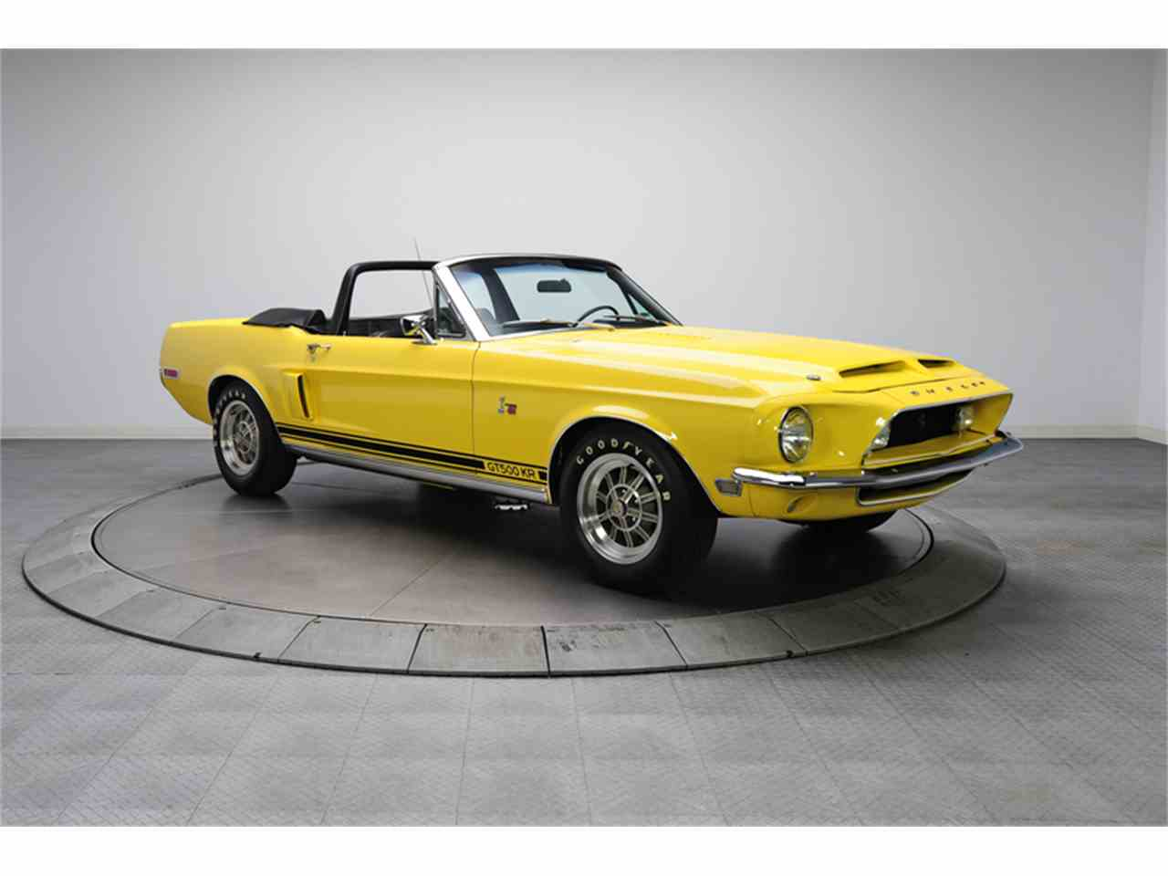 Large Picture of Classic 1968 Mustang GT500KR located in Charlotte North Carolina - FR8T