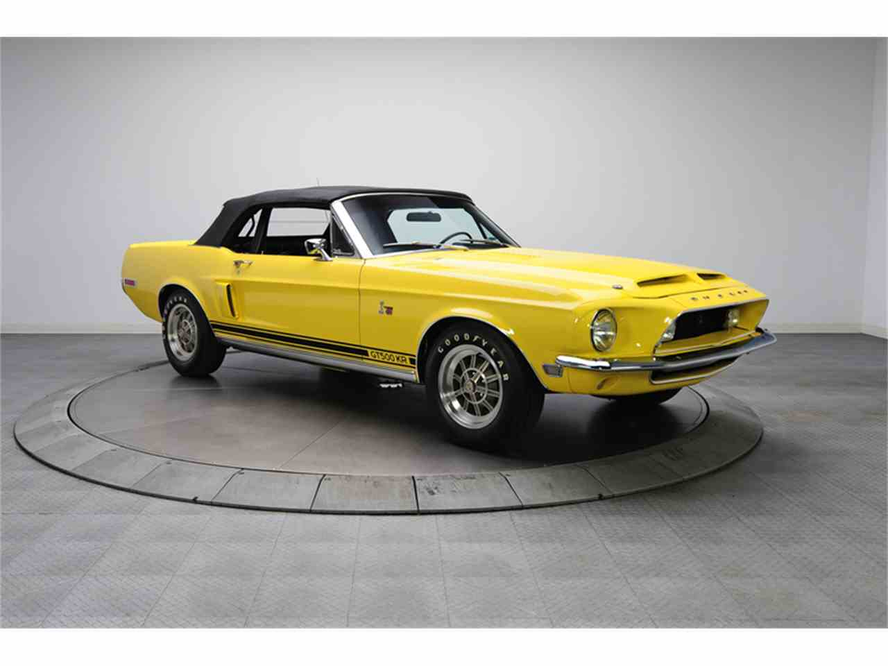 Large Picture of Classic '68 Ford Mustang GT500KR located in Charlotte North Carolina Offered by RK Motors Charlotte - FR8T