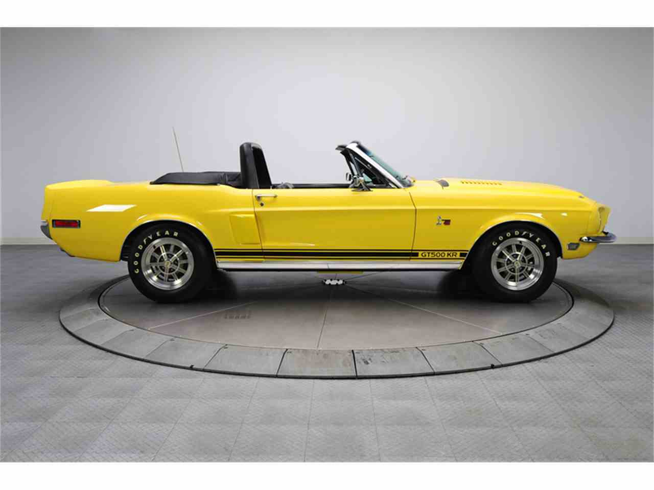Large Picture of 1968 Mustang GT500KR Offered by RK Motors Charlotte - FR8T