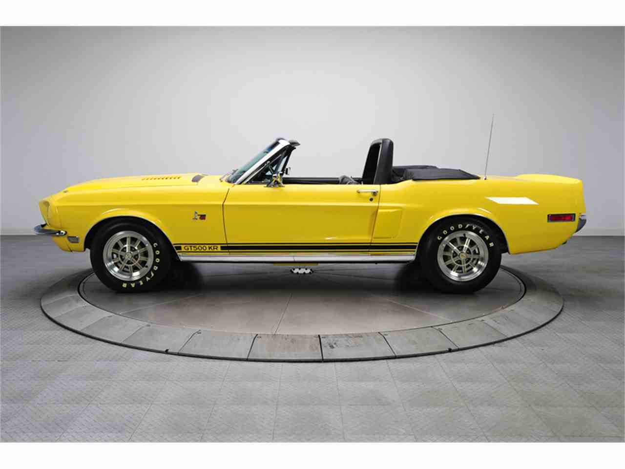 Large Picture of Classic '68 Ford Mustang GT500KR - $204,900.00 Offered by RK Motors Charlotte - FR8T