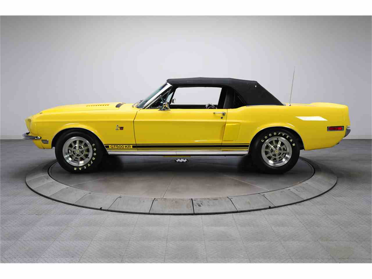 Large Picture of '68 Mustang GT500KR located in North Carolina Offered by RK Motors Charlotte - FR8T