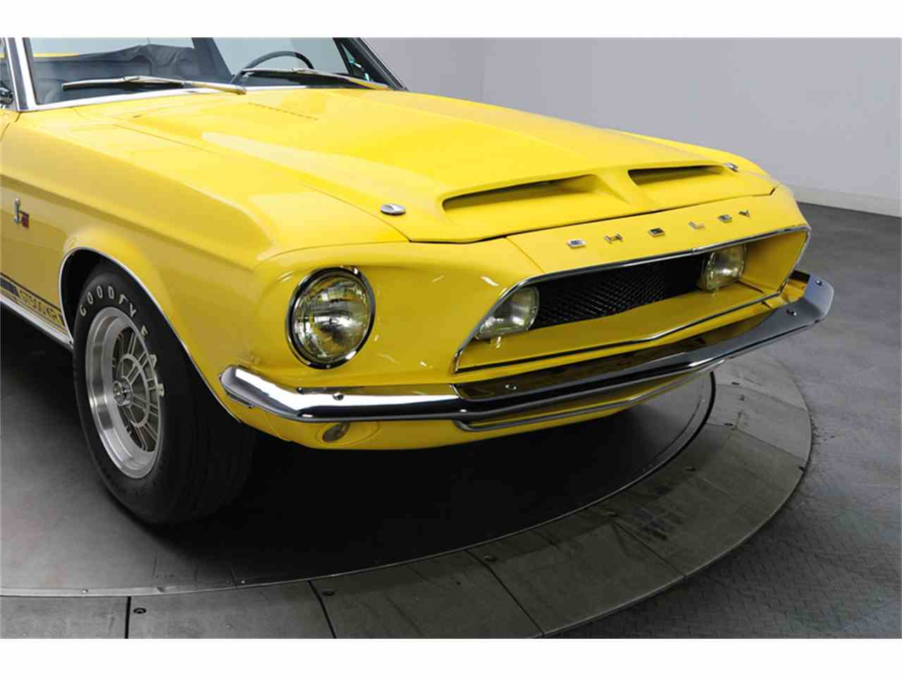 Large Picture of 1968 Ford Mustang GT500KR - $204,900.00 Offered by RK Motors Charlotte - FR8T