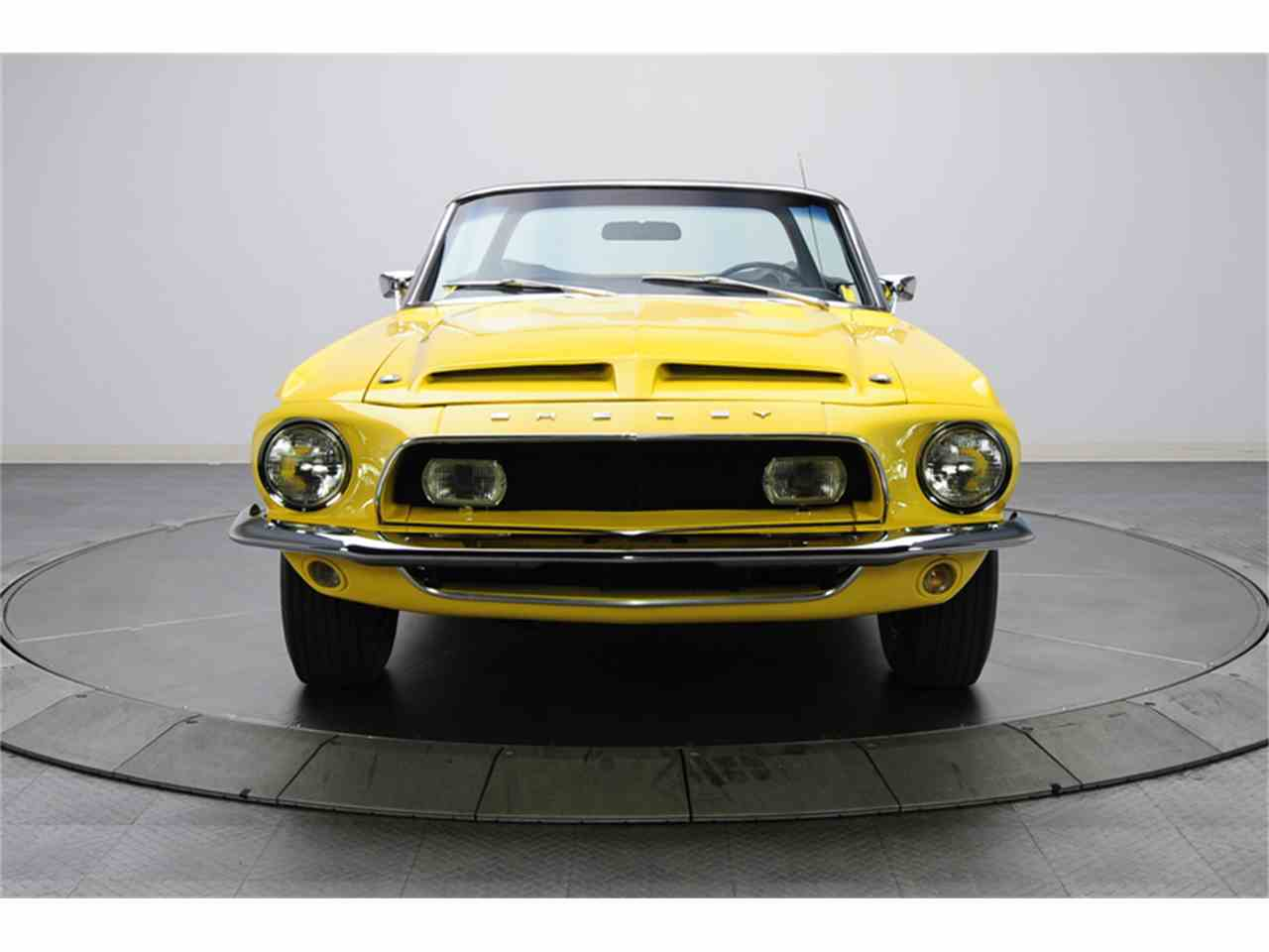 Large Picture of Classic '68 Mustang GT500KR - $204,900.00 Offered by RK Motors Charlotte - FR8T