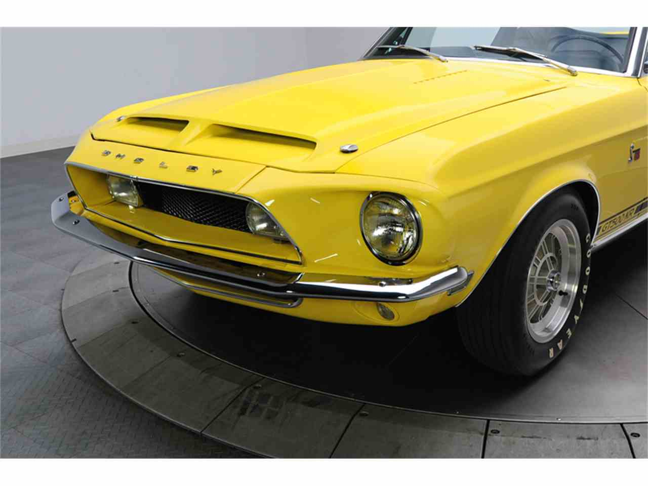 Large Picture of Classic 1968 Ford Mustang GT500KR Offered by RK Motors Charlotte - FR8T