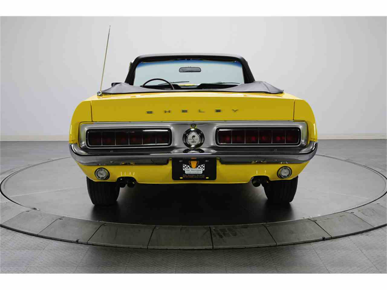 Large Picture of '68 Ford Mustang GT500KR - $204,900.00 Offered by RK Motors Charlotte - FR8T