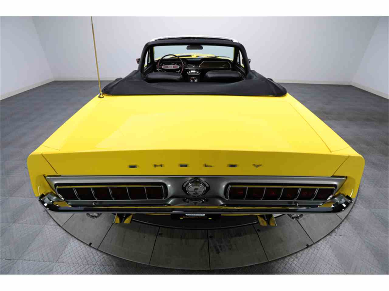 Large Picture of 1968 Ford Mustang GT500KR Offered by RK Motors Charlotte - FR8T