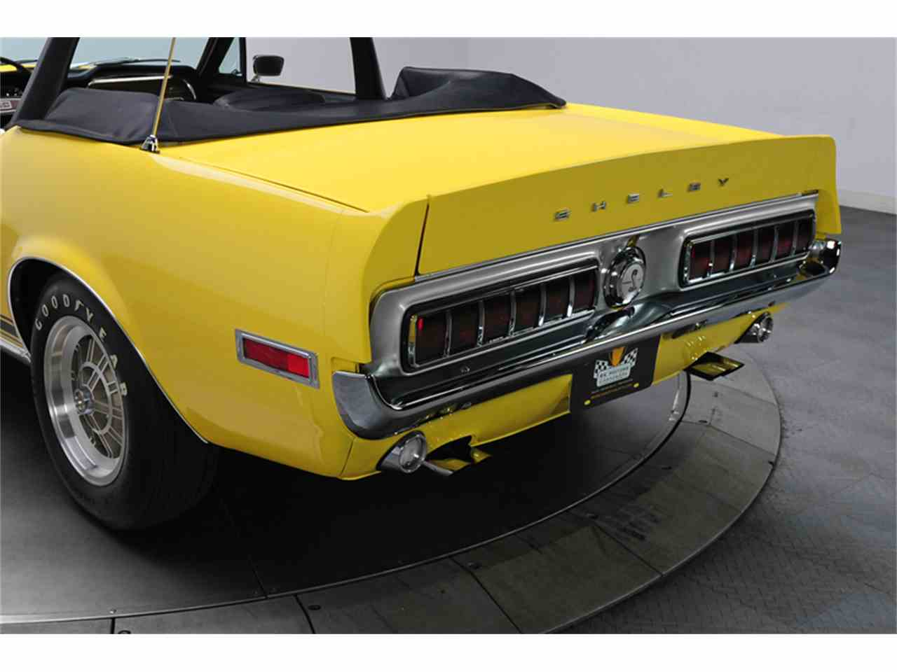 Large Picture of Classic '68 Ford Mustang GT500KR Offered by RK Motors Charlotte - FR8T