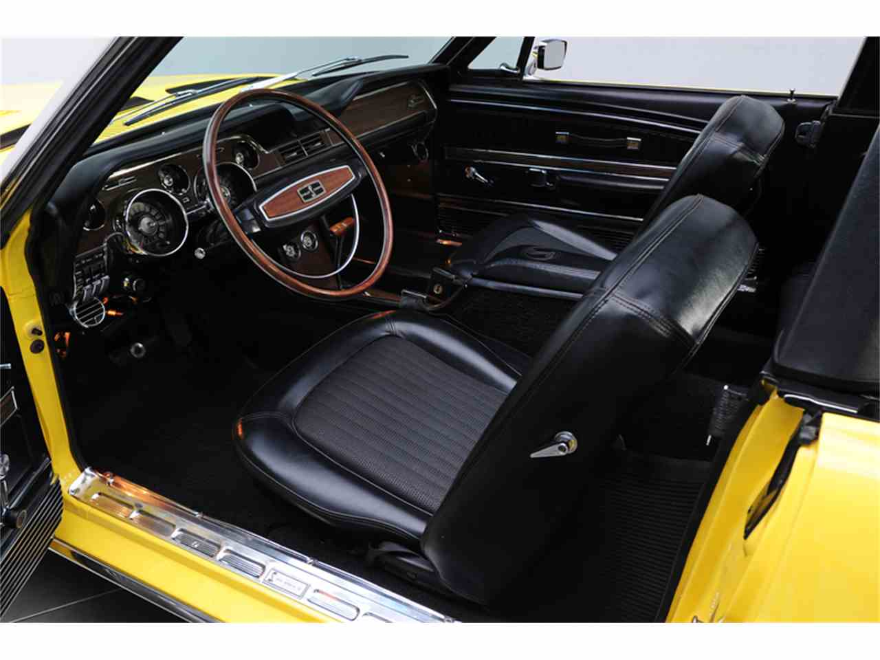 Large Picture of 1968 Mustang GT500KR located in Charlotte North Carolina - FR8T