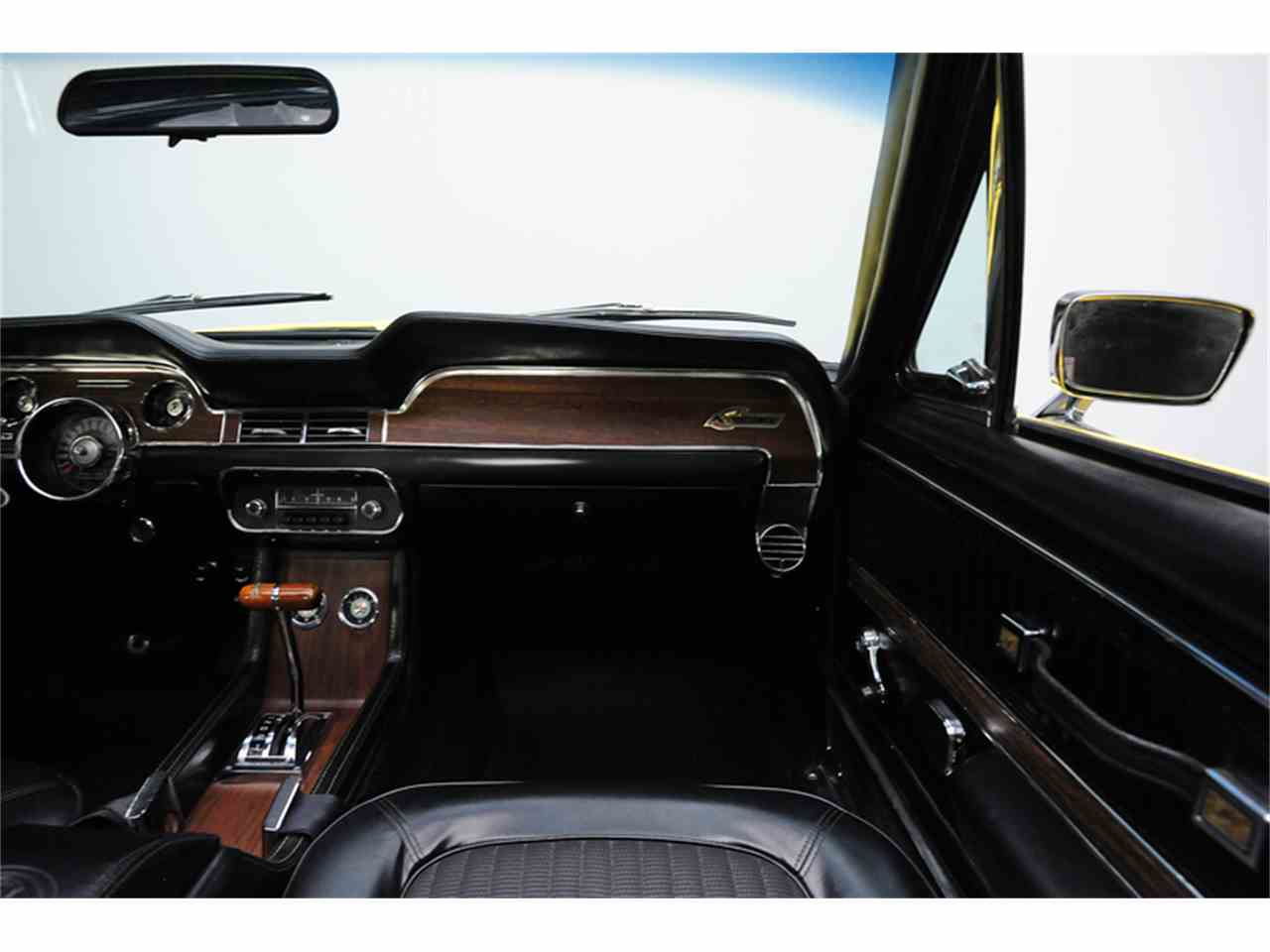Large Picture of '68 Mustang GT500KR - FR8T