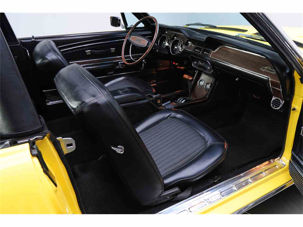 Large Picture of 1968 Ford Mustang GT500KR located in Charlotte North Carolina - FR8T