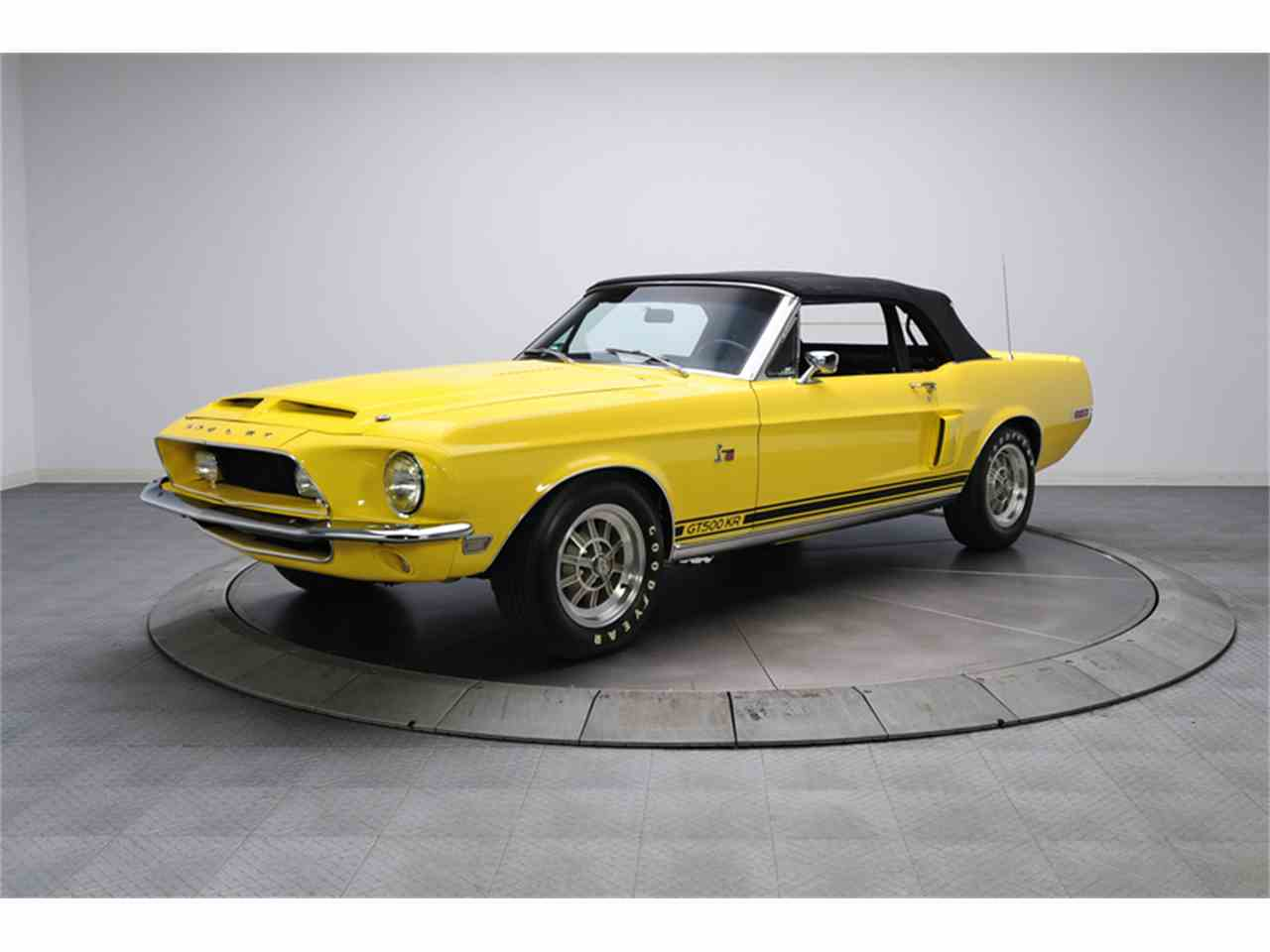Large Picture of Classic 1968 Mustang GT500KR located in North Carolina - $204,900.00 Offered by RK Motors Charlotte - FR8T