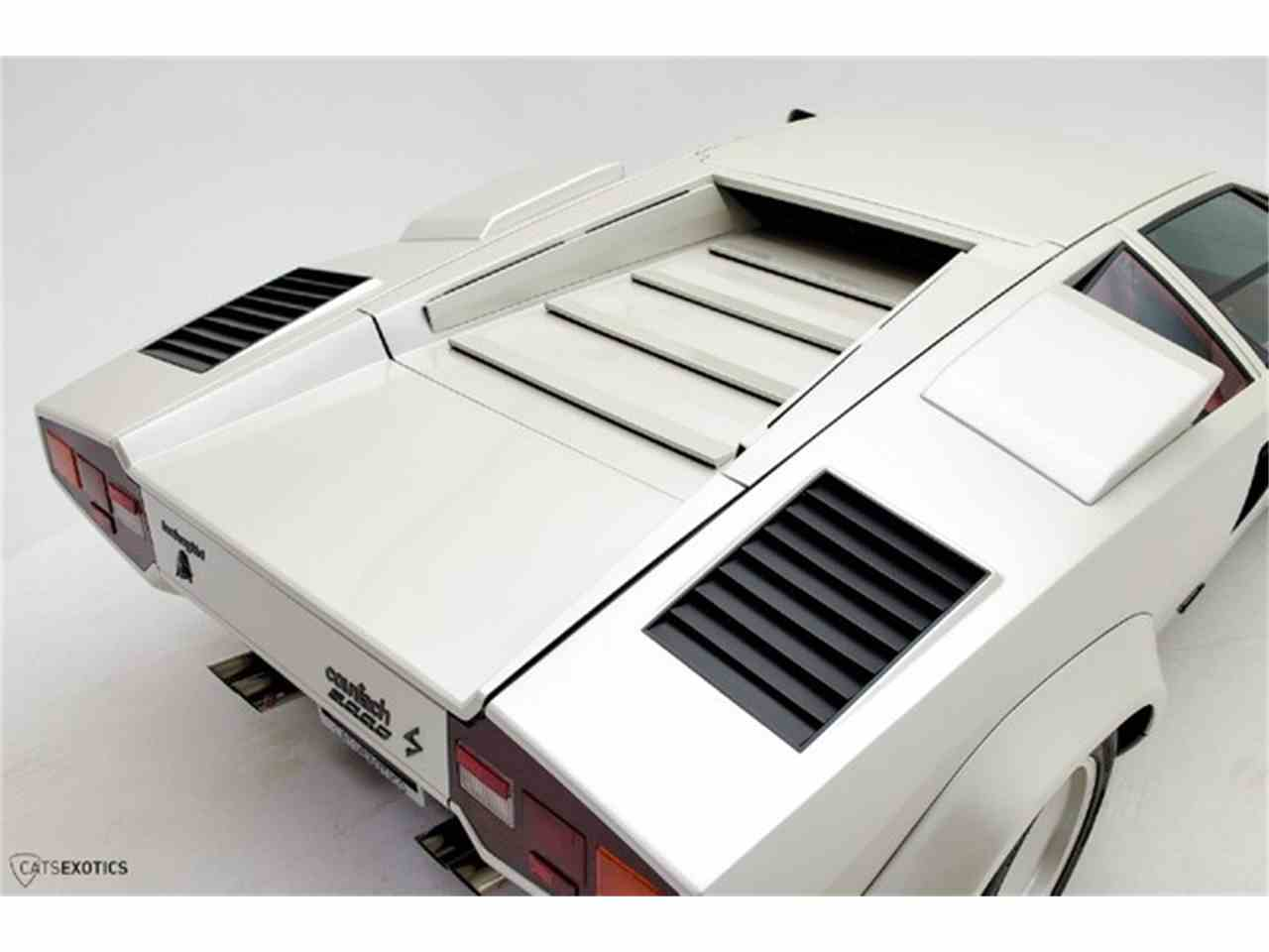 Large Picture of '83 Countach - FNOK