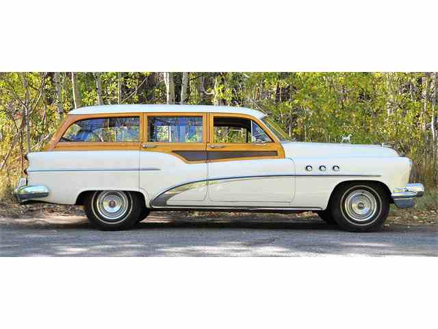 Picture of Classic 1953 Roadmaster - $45,000.00 - FRQA